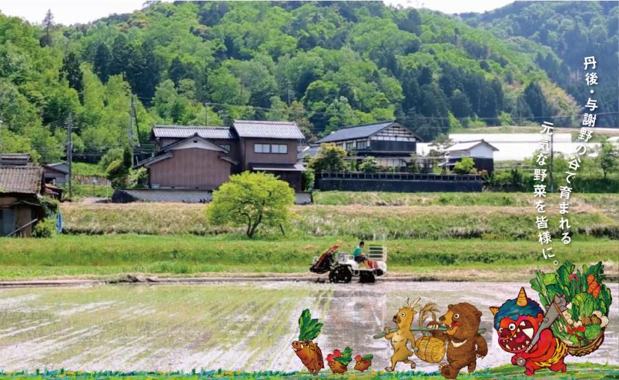 誠武農園の京の豆っこ米